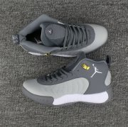 Wholesale Cheap Jordan Jumpman Pro Shoes Wolf Grey/White