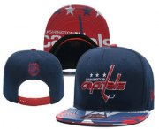 Wholesale Cheap Washington Capitals Snapback Ajustable Cap Hat YD