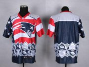 Wholesale Cheap Nike Patriots Blank Navy Blue Men's Stitched NFL Elite Noble Fashion Jersey