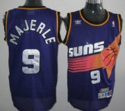 Wholesale Cheap Phoenix Suns #9 Dan Majerle Purple Swingman Throwback Jersey