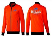 Wholesale Cheap NFL Buffalo Bills Victory Jacket Orange