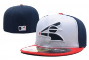 Wholesale Cheap Chicago White Sox fitted hats 13