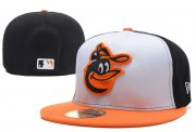 Wholesale Cheap Baltimore Orioles fitted hats 02