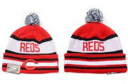 Wholesale Cheap Cincinnati Reds Beanies YD002