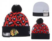 Wholesale Cheap Chicago Blackhawks Beanies YD009