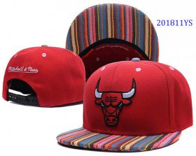 Wholesale Cheap Chicago Bulls YS hats 2