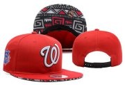 Wholesale Cheap Washington Nationals Snapbacks YD002