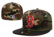 Wholesale Cheap Boston Red Sox fitted hats 07