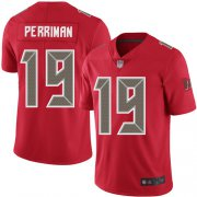 Wholesale Cheap Nike Buccaneers #19 Breshad Perriman Red Youth Stitched NFL Limited Rush Jersey