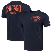 Wholesale Cheap Chicago Bears Nike Sideline Facility Performance T-Shirt Navy
