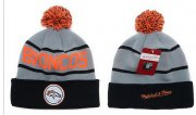 Wholesale Cheap Denver Broncos Beanies YD004