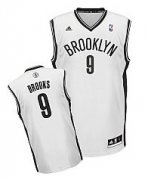 Wholesale Cheap Brooklyn Nets #9 MarShon Brooks White Swingman Jersey