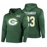 Wholesale Cheap Green Bay Packers #23 Jaire Alexander Nike NFL 100 Primary Logo Circuit Name & Number Pullover Hoodie Green