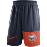 Wholesale Cheap Men's Houston Astros Nike Navy Cooperstown Collection Dry Fly Shorts
