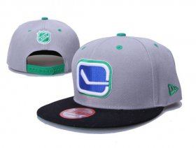 Wholesale Cheap NHL Vancouver Canucks hats 4