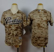 Wholesale Cheap Padres Blank Camo Alternate 2 Stitched Youth MLB Jersey