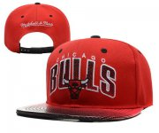 Wholesale Cheap NBA Chicago Bulls Snapback Ajustable Cap Hat YD 03-13_19