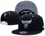 Wholesale Cheap NBA Chicago Bulls Snapback Ajustable Cap Hat LH 03-13_12
