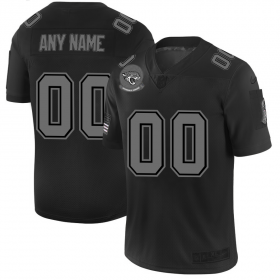 Wholesale Cheap Jacksonville Jaguars Custom Men\'s Nike Black 2019 Salute to Service Limited Stitched NFL Jersey