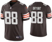 Wholesale Cheap Nike Cleveland Browns #88 Harrison Bryant Brown 2020 New Vapor Untouchable Limited Jersey