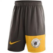 Wholesale Cheap Men's San Diego Padres Nike Brown Cooperstown Collection Dry Fly Shorts