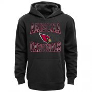 Wholesale Cheap Arizona Cardinals Home Turf Pullover Hoodie Black