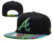 Wholesale Cheap Atlanta Braves Snapbacks YD005