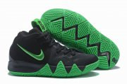 Wholesale Cheap Nike Kyire 4 Black Green