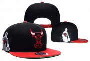 Wholesale Cheap NBA Chicago Bulls Snapback Ajustable Cap Hat YD 03-13_26