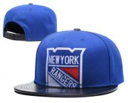 Wholesale Cheap New York Rangers Snapback Ajustable Cap Hat GS 3