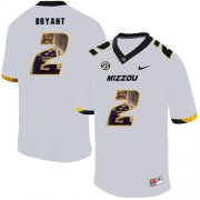 Wholesale Cheap Missouri Tigers 2 Kelly Bryant White Nike Fashion College Football Jersey