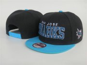 Wholesale Cheap NHL San Jose Sharks hats 6