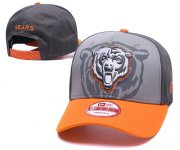 Wholesale Cheap NFL Chicago Bears Stitched Snapback Hats 048