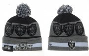 Wholesale Cheap Oakland Raiders Beanies YD004