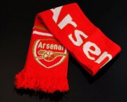 Wholesale Cheap Arsenal Soccer Football Scarf Red