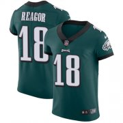 Wholesale Cheap Nike Eagles #18 Jalen Reagor Green Team Color Men's Stitched NFL Vapor Untouchable Elite Jersey