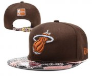 Wholesale Cheap Miami Heat Snapbacks YD036