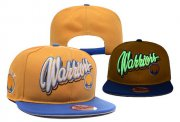 Wholesale Cheap NBA Golden State Warriors Snapback Ajustable Cap Hat YD 03-13_12