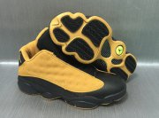 Wholesale Cheap Air Jordan 13 Low Chutney Yellow/Black