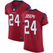 Wholesale Cheap Nike Texans #24 Johnathan Joseph Red Alternate Men's Stitched NFL Vapor Untouchable Elite Jersey