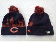 Wholesale Cheap Chicago Bears Beanies YD003