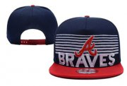 Wholesale Cheap MLB Atlanta Braves Snapback_18170