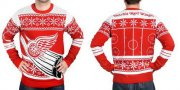 Wholesale Cheap Detroit Red Wings Men's NHL Ugly Sweater