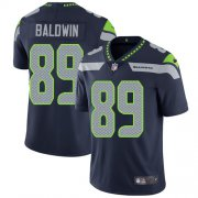 Wholesale Cheap Nike Seahawks #89 Doug Baldwin Steel Blue Team Color Youth Stitched NFL Vapor Untouchable Limited Jersey