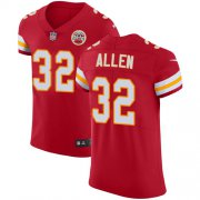 Wholesale Cheap Nike Chiefs #32 Marcus Allen Red Team Color Men's Stitched NFL Vapor Untouchable Elite Jersey