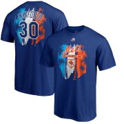 Wholesale Cheap New York Mets #30 Michael Conforto Majestic 2019 Spring Training Name & Number T-Shirt Royal