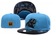 Wholesale Cheap Carolina Panthers fitted hats 01