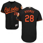 Wholesale Cheap Orioles #28 Colby Rasmus Black Flexbase Authentic Collection Stitched MLB Jersey