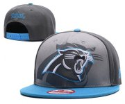Wholesale Cheap NFL Carolina Panthers Stitched Snapback Hats 107