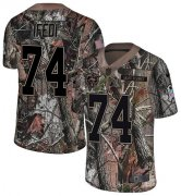 Wholesale Cheap Nike Bears #74 Germain Ifedi Camo Men's Stitched NFL Limited Rush Realtree Jersey